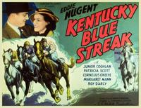Kentucky Blue Streak - 11 x 14 Movie Poster - Style A