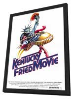 Kentucky Fried Movie - 11 x 17 Movie Poster - Style A - in Deluxe Wood Frame