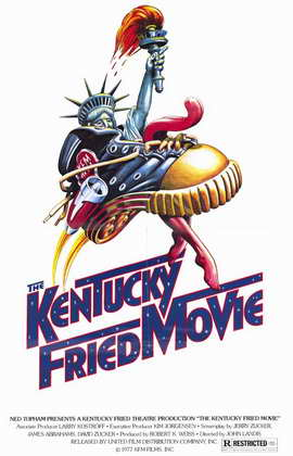 Kentucky Fried Movie - 11 x 17 Movie Poster - Style A