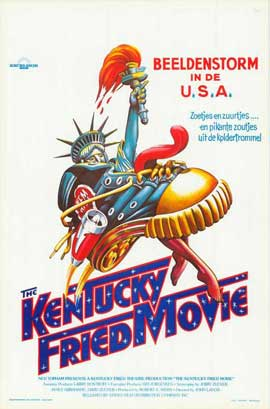 Kentucky Fried Movie - 11 x 17 Movie Poster - Belgian Style A