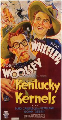 Kentucky Kernels - 43 x 62 Movie Poster - Bus Shelter Style A
