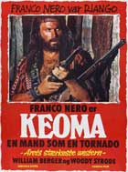 Keoma - Melodie des Sterbens - 11 x 17 Movie Poster - Danish Style A