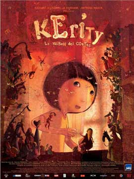 Kerity, la maison des contes - 27 x 40 Movie Poster - French Style A