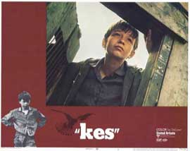 Kes - 11 x 14 Movie Poster - Style E