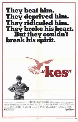 Kes - 11 x 17 Movie Poster - Style B