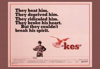 Kes - 43 x 62 Movie Poster - Bus Shelter Style A