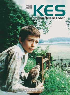 Kes - 11 x 17 Movie Poster - French Style A