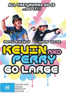 Kevin & Perry Go Large - 11 x 17 Movie Poster - Australian Style A