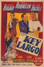 Key Largo - 11 x 17 Movie Poster - Style D