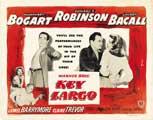 Key Largo - 27 x 40 Movie Poster - Style L