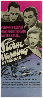 Key Largo - 14 x 36 Movie Poster - Swedish Style A