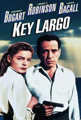 Key Largo - 11 x 17 Movie Poster - Style B