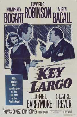Key Largo - 27 x 40 Movie Poster - Style I