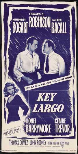 Key Largo - 14 x 36 Movie Poster - Insert Style C