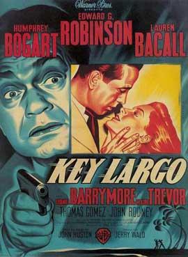 Key Largo - 11 x 17 Movie Poster - Style C