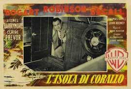 Key Largo - 11 x 14 Movie Poster - Style C