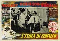 Key Largo - 11 x 14 Movie Poster - Style E