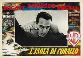 Key Largo - 11 x 14 Movie Poster - Style I
