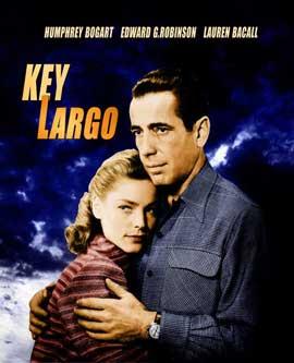 Key Largo - 11 x 17 Movie Poster - Style E
