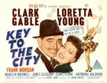 Key to the City - 11 x 17 Movie Poster - Style B