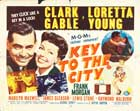 Key to the City - 11 x 14 Movie Poster - Style G