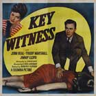 Key Witness - 30 x 30 Movie Poster - Style A