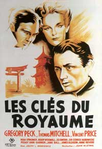 The Keys of the Kingdom - 11 x 17 Movie Poster - French Style A