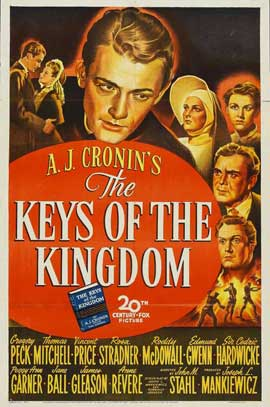 The Keys of the Kingdom - 27 x 40 Movie Poster - Style A
