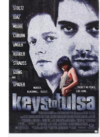 Keys to Tulsa - 27 x 40 Movie Poster - Style A
