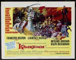 Khartoum - 30 x 40 Movie Poster UK - Style A