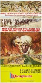 Khartoum - 20 x 40 Movie Poster - Style A