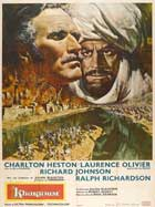 Khartoum - 11 x 17 Movie Poster - French Style A