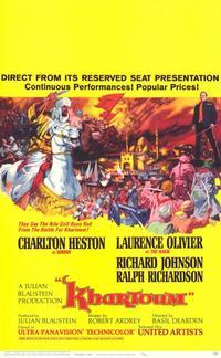 Khartoum - 11 x 17 Movie Poster - Style B