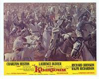 Khartoum - 11 x 14 Movie Poster - Style F