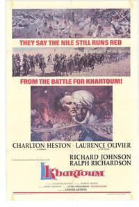 Khartoum - 27 x 40 Movie Poster - Style A
