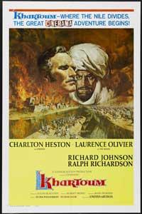 Khartoum - 43 x 62 Movie Poster - Bus Shelter Style B