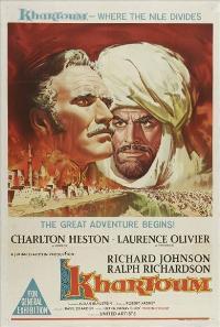 Khartoum - 27 x 40 Movie Poster - Australian Style A