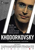 Khodorkovsky - 27 x 40 Movie Poster - Swiss Style B