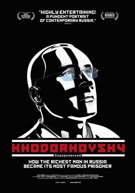 Khodorkovsky - 11 x 17 Movie Poster - Style A