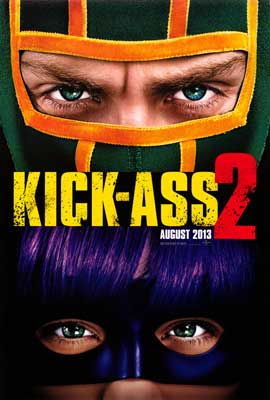 Kick-Ass 2 - DS 1 Sheet Movie Poster - Style A