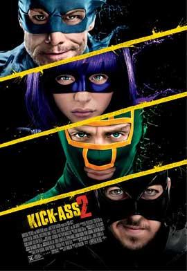Kick-Ass 2 - 27 x 40 Movie Poster - Style B