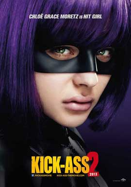 Kick-Ass 2 - 27 x 40 Movie Poster - Style C