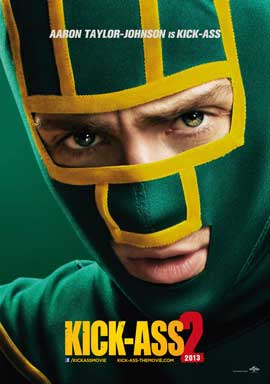 Kick-Ass 2 - 27 x 40 Movie Poster - Style D