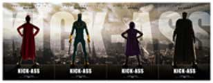 Kick-Ass - 14 x 36 Movie Poster - Insert Style A