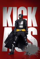 Kick-Ass - 27 x 40 Movie Poster - Style O
