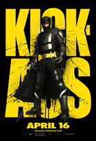 Kick-Ass - 43 x 62 Movie Poster - Bus Shelter Style L