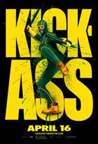 Kick-Ass - 27 x 40 Movie Poster - Style M
