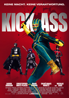 Kick-Ass - 27 x 40 Movie Poster - German Style A