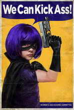 Kick-Ass - 27 x 40 Movie Poster - Style Q