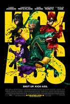 Kick-Ass - DS 1 Sheet Movie Poster - Style E